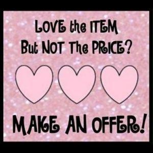 💕 Make Me An Offer! 💕
